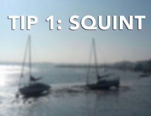 Plein Air Tip 1