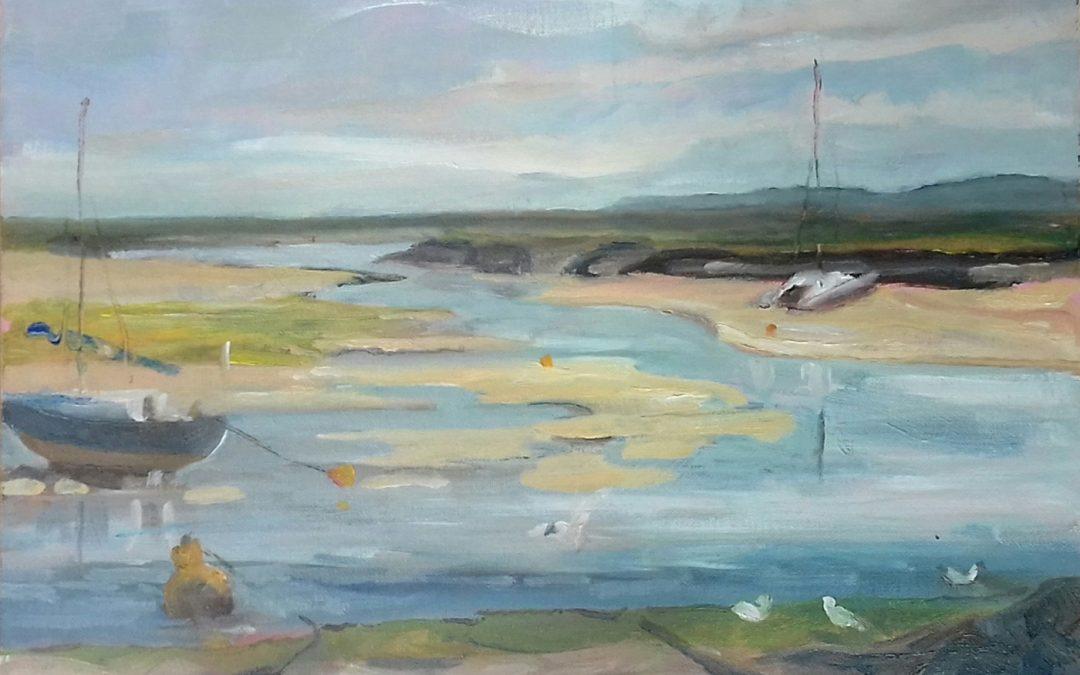 Receding Tide, Wells Next the Sea