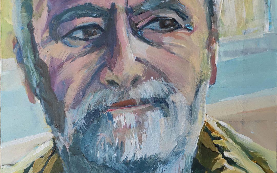 Portrait of Peter 2020